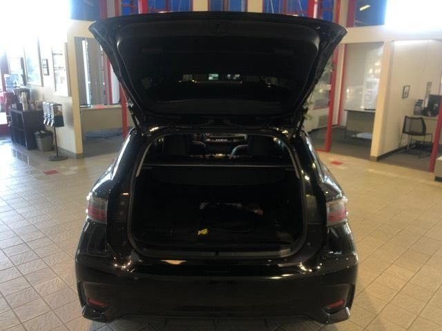 2016 Lexus CT 200h HYBRID 5dr Sdn Hybrid