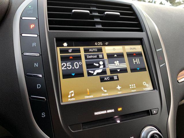 2016 Lincoln MKC Select AWD