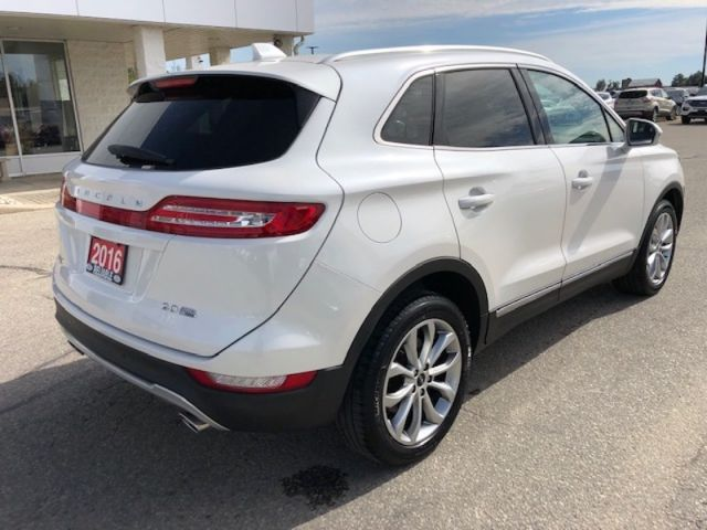 2016 Lincoln MKC Select  - Leather Seats -  Bluetooth - $223 B/W