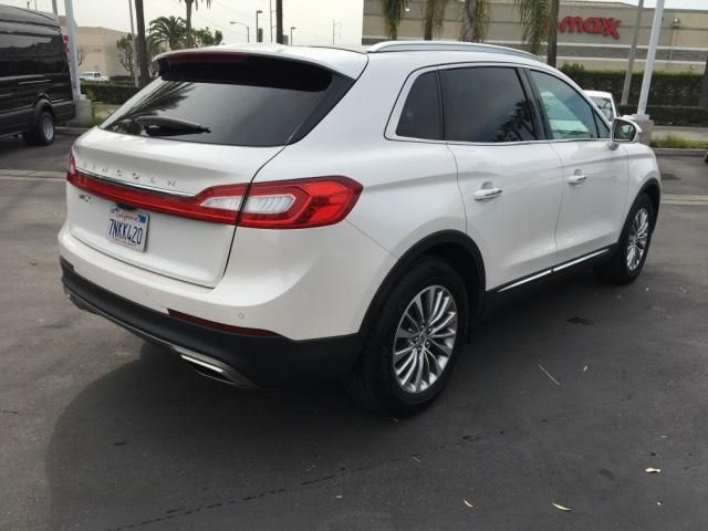 certified 2016 lincoln mkx fwd 4dr select for sale near hawthorne ca south bay ford. Black Bedroom Furniture Sets. Home Design Ideas