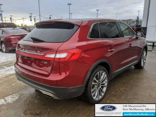 2016 Lincoln MKX Reserve  |2.7L|Rem Start|Nav|Panoramic Vista Roof