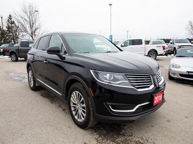 2016 Lincoln MKX Select AWD