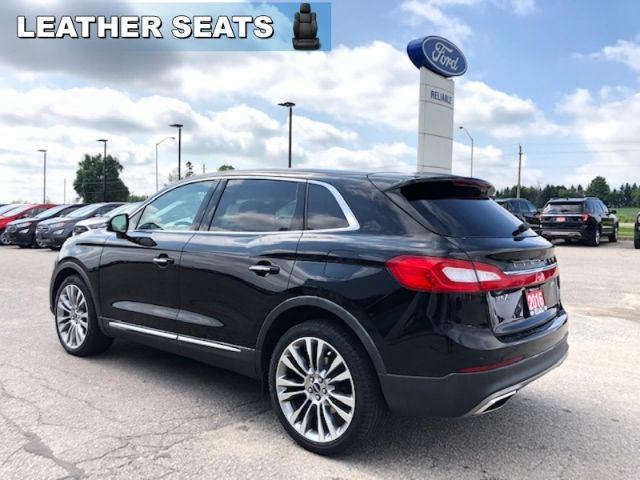 2016 Lincoln MKX Reserve  - Leather Seats -  Cooled Seats - $234 B/W