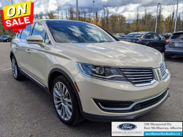 2016 Lincoln MKX Reserve   ASK ABOUT NO PAYMENTS FOR 120 DAYS OAC