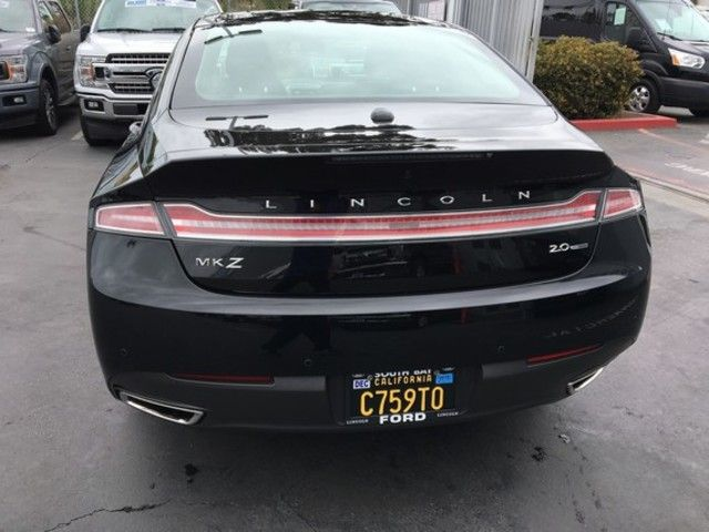 2016 Lincoln MKZ 4dr Sdn FWD