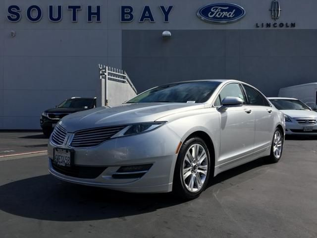 Certified 2016 Lincoln Mkz Hybrid 4dr Sdn Hybrid Fwd For