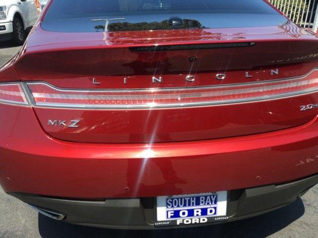 2016 Lincoln MKZ HYBRID 4dr Sdn Hybrid FWD