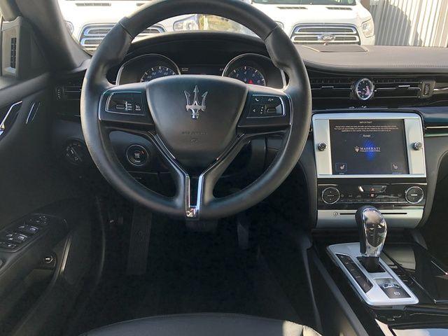 2016 Maserati Quattroporte 4dr Sdn Quattroporte S