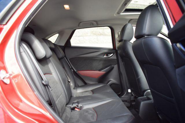 2016 Mazda CX-3 GT    SUNROOF   LEATHER   LANE DEPARTURE  