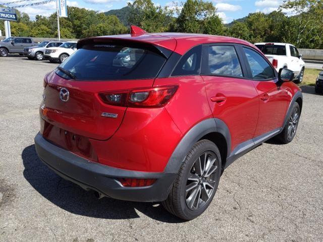 2016 Mazda CX-3 AWD 4dr Grand Touring