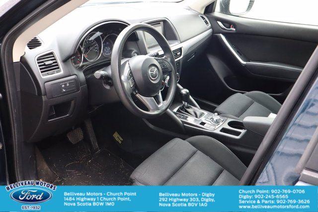 2016 Mazda CX-5 GS