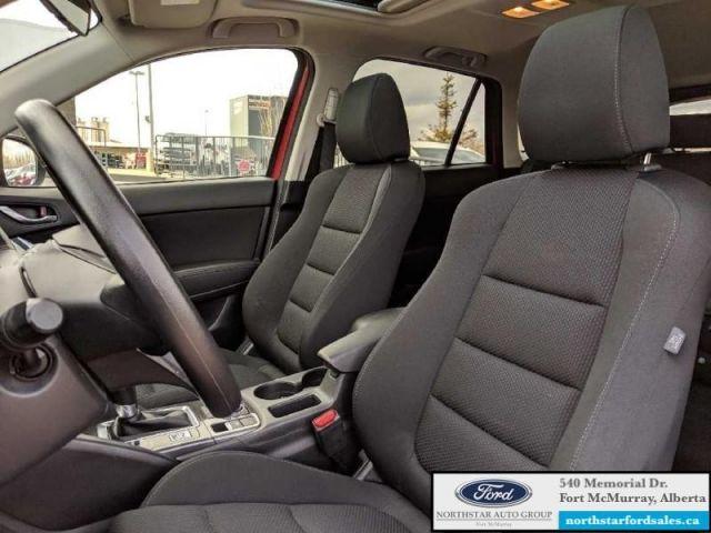 2016 Mazda CX-5 GS AWD   2.5L Rem Start Nav Moonroof Low Mileage