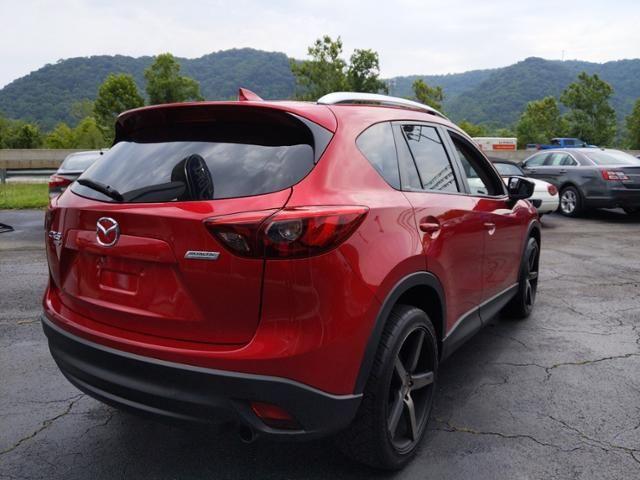 2016 Mazda CX-5 2016.5 AWD 4dr Auto Grand Touring