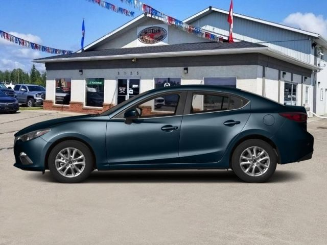 2016 Mazda Mazda3 GS  -  - Air - Tilt - Low Mileage
