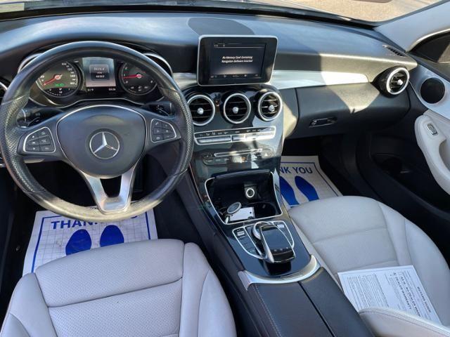 2016 Mercedes-Benz C-Class 4dr Sdn C 300 4MATIC