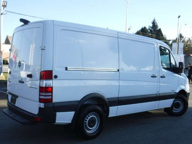 2016 Mercedes-Benz Sprinter Cargo Vans