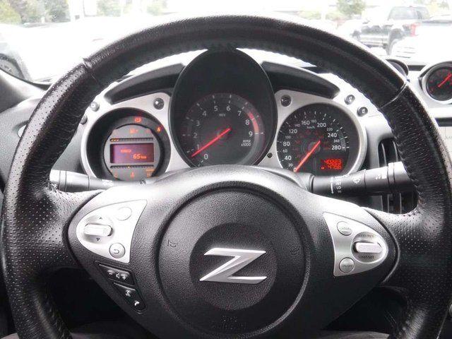 2016 Nissan 370Z Touring w/Black Top