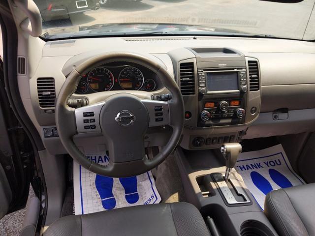 2016 Nissan Frontier 4WD Crew Cab SWB Auto SL