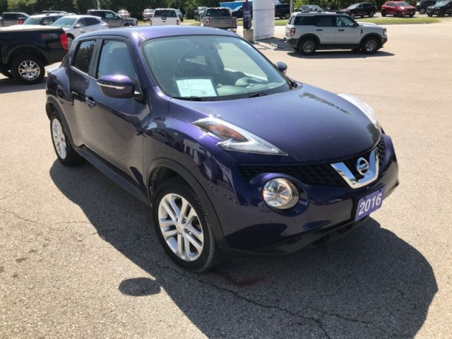 2016 Nissan JUKE SV  - Bluetooth -  Heated Seats - $115 B/W