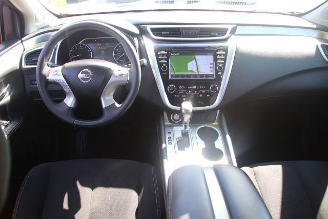 2016 Nissan MURANO Sport Utility SV