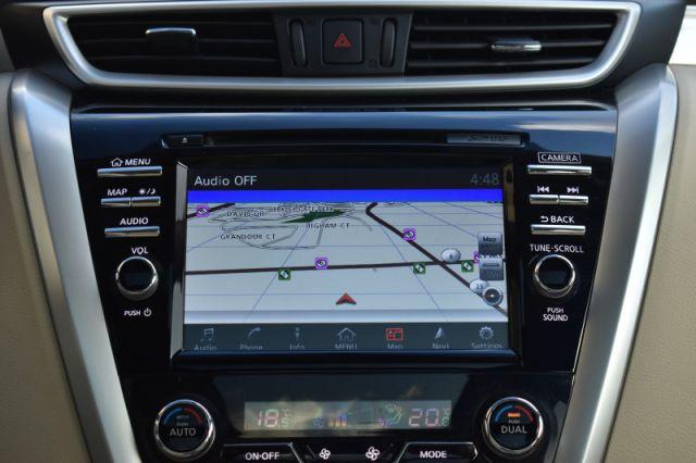 2016 Nissan Murano SL    AWD   MOONROOF  