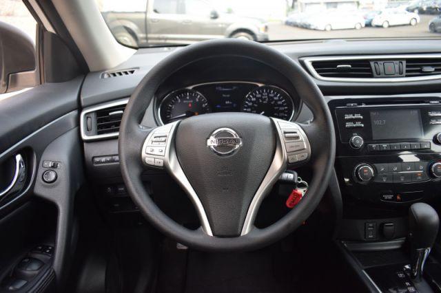 2016 Nissan Rogue S  - Bluetooth -  SiriusXM