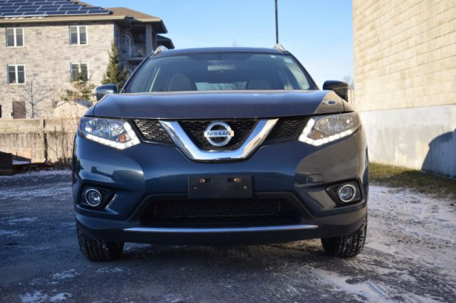 2016 Nissan Rogue SV  | AWD | MOONROOF