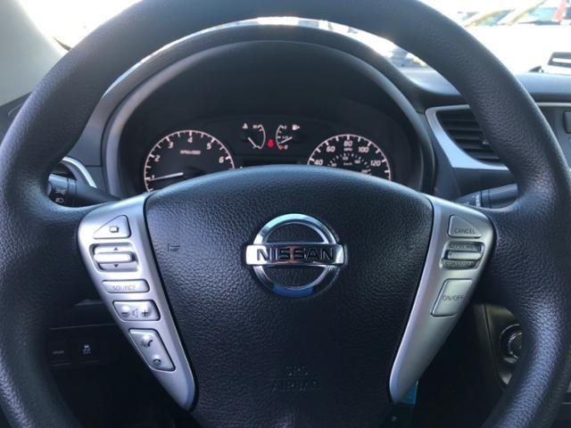 2016 Nissan Sentra 4dr Sdn I4 CVT S