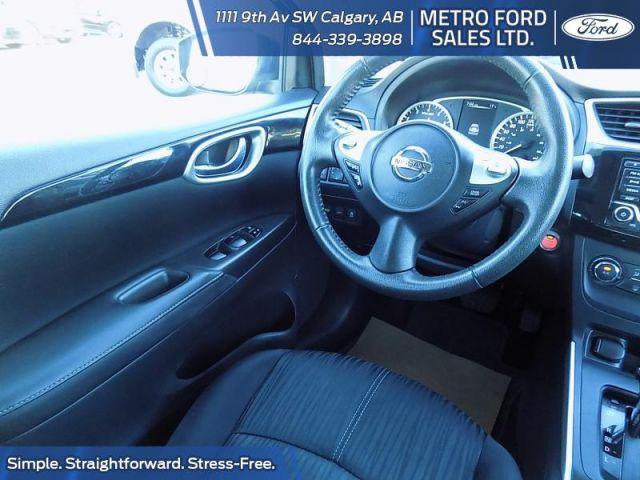 2016 Nissan Sentra 1.8 SV