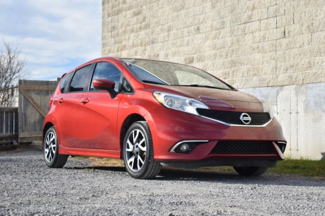 2016 Nissan Versa Note SR  SIRIUSXM READY | CRUISE CONTROL | STEERING WHEEL AUDIO CONTR