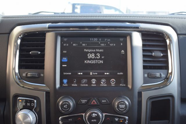 2016 Ram 1500 Sport  4X4 | SUNROOF | HEATED & COOLED SEATS | BACK UP CAM | SIR