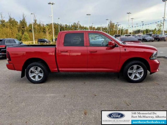 2016 Ram 1500 Sport  |ASK ABOUT NO PAYMENTS FOR 120 DAYS OAC