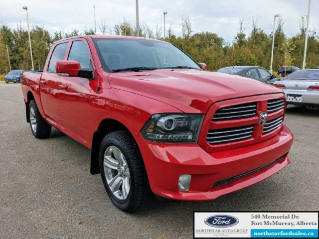 2016 Ram 1500 Sport   ASK ABOUT NO PAYMENTS FOR 120 DAYS OAC