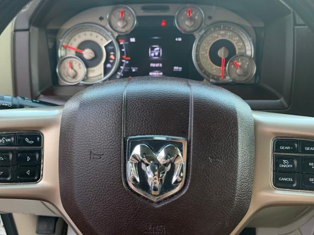2016 Ram 1500 4WD Crew Cab 140.5 Longhorn