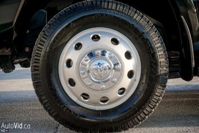 2016 Ram 3500 4WD Crew Cab 169 Longhorn Limited