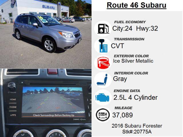 2016 Subaru Forester 2.5i Premium