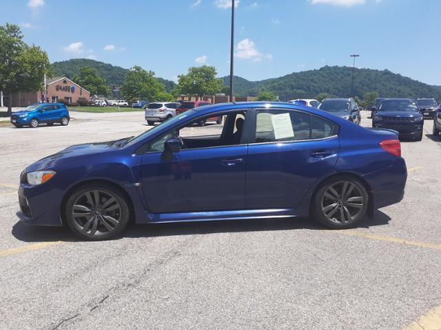 2016 Subaru WRX 4dr Sdn Man Premium