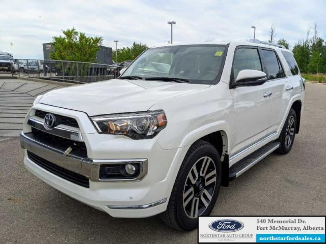 2016 Toyota 4Runner Limited  |ASK ABOUT NO PAYMENTS FOR 120 DAYS OAC