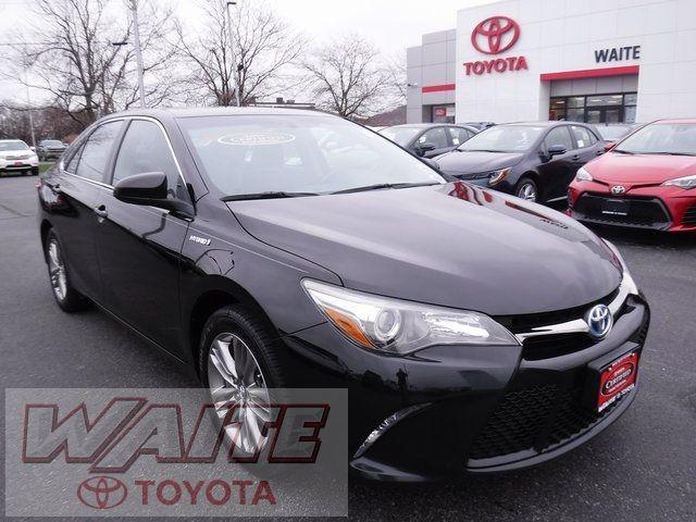 2016 Toyota Camry For Sale >> 2016 Toyota Camry For Sale In Watertown Watertown Area Dealership