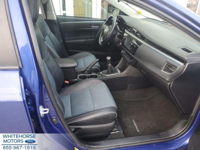 2016 Toyota Corolla S  -  Heated Seats -  Bluetooth - $131 B/W