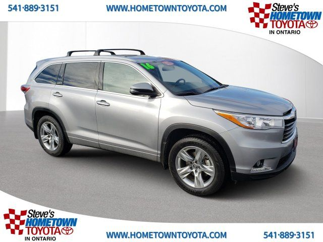 2016 Toyota Highlander For Sale >> 2016 Toyota Highlander For Sale In Ontario Hometown Toyota