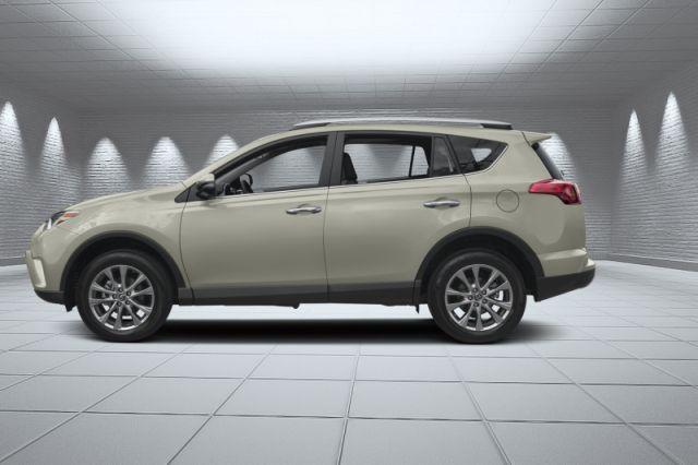 2016 Toyota RAV4 Limited  - Navigation -  Sunroof