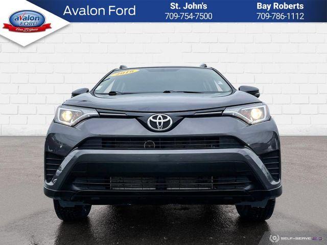 2016 Toyota RAV4 FWD LE
