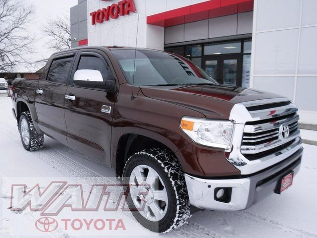2016 Toyota Tundra For Sale In Watertown Watertown Area Dealership