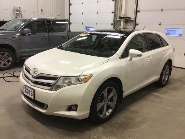 2016 Toyota Venza Base