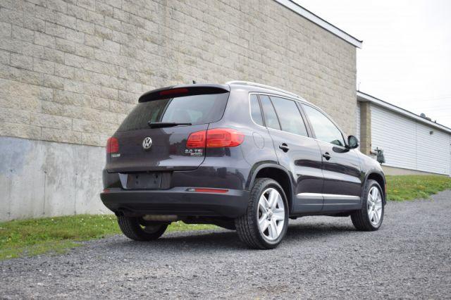 2016 Volkswagen Tiguan Comfortline  - Sunroof