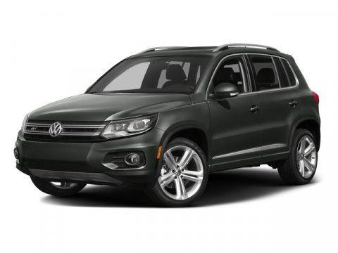 2016 Volkswagen Tiguan Comfortline 4Motion
