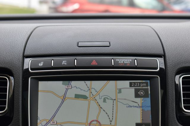2016 Volkswagen Touareg Highline  - Navigation