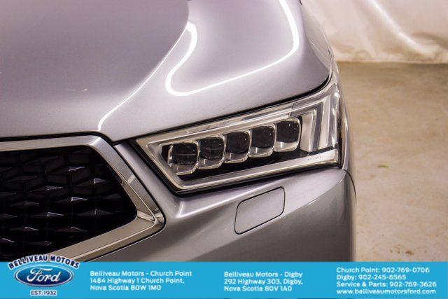 2017 Acura MDX SH-AWD w/Navi
