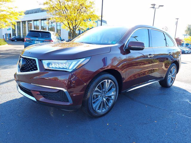 2017 Acura MDX with Technology Pkg